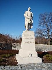 Thayer Monument