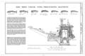 The 'Iron Chink' Fish Processing Machine - Kake Salmon Cannery, 540 Keku Road, Kake, Wrangell-Petersburg Census Area, AK HAER AK,22-KAKE,2- (sheet 5 of 9).png