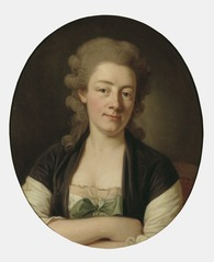 The Artist's Wife Maria Wilhelmina