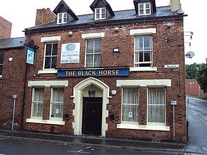 Mabgate - Image: The Black Horse, Mabgate, Leeds DSC07563