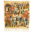 "The Childrens Museum of Indianapolis - ""Wedding in the Village"" loom - woven tapestry.jpg"