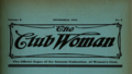 The Club Woman masthead November 1902.png