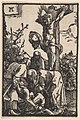 The Crucifixion, from The Fall and Salvation of Mankind Through the Life and Passion of Christ MET DP832991.jpg