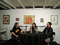 The Dork Forest at Meltdown Comics, 29 November 2011 (6429669011).jpg