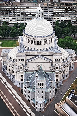 The First Church of Christ, Scientist - Image: The First Church of Christ, Scientist, Boston, 3 July 2014