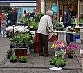 The Flower Seller - geograph.org.uk - 1278447.jpg