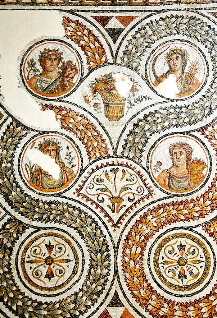 Roman Villa Os Symbol