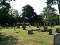The Graveyard Of Strensall And Towthorpe Parish Church - geograph.org.uk - 210089.jpg