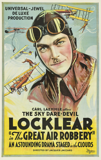 <i>The Great Air Robbery</i> 1919 film by Jacques Jaccard