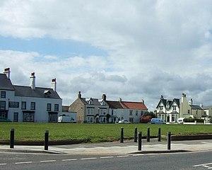 Seaton Carew - Houses around The Green