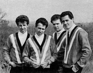 The Hondells - The Hondells in 1965