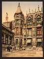 The Hotel Bourgtheroulde, Rouen, France-LCCN2001698687.tif