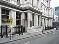 The Knights Templar in Chancery Lane - geograph.org.uk - 884415.jpg