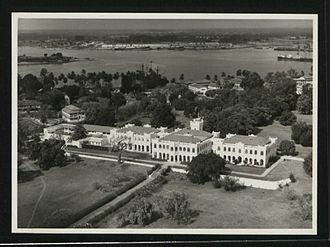 Ikulu - Image: The National Archives UK CO 1069 3 185