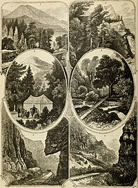 The Pacific tourist - Williams' illustrated trans-continental guide of travel, from the Atlantic to the Pacific Ocean - containing full descriptions of railroad routes across the continent, all (14574685898).jpg