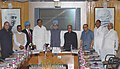The Prime Minister, Dr. Manmohan Singh at the Full Planning Commission meeting, in New Delhi on October 18, 2006.jpg