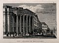 The Royal College of Physicians, Trafalgar Square; the facad Wellcome V0013847.jpg