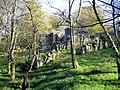 The Ruins of Bentley House - geograph.org.uk - 592957.jpg