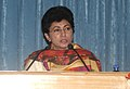 The Union Minister for Tourism & Housing and Urban Poverty Alleviation, Kum. Selja addressing the National Conference on JNNRUM, organized by Ministry of Urban Development, in New Delhi on December 03, 2010.jpg