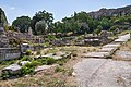 The archaeological site of the Areopagus on June 29, 2021.jpg