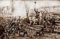 The attack on Fort Donelson by John Steeple Davis, 1897.jpg