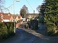 The end of Waterhouse Lane - geograph.org.uk - 1127185.jpg
