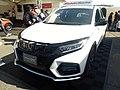 The frontview of Honda VEZEL TOURING Modulo X 2019 Concept.jpg