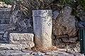 The grave marker of Berenike of Miletus on October 4, 2019.jpg