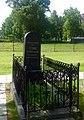The grave of Sergei Semin, Chesmen Cemetery, Saint Petersburg, Russia.jpg