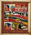 The mahatmya of the 13th adhyaya. An adulterous woman Wellcome L0030643.jpg