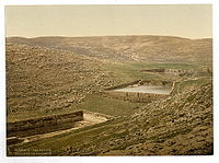The pools of Solomon Bethlehem ca1890