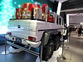 The rearview of Mercedes-Benz G63 AMG 6×6 (W463).JPG