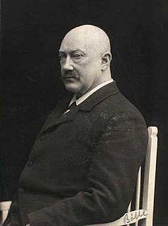 Thorvald Bindesbøll Danish architect