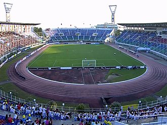 Myanmar national football team - Thuwunna Stadium