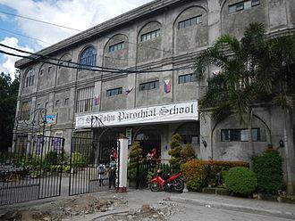 Tiaong - Saint John Parochial School