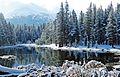 Time of Reflection, Tioga Lake, Yosemite 5-15 (25264818302).jpg