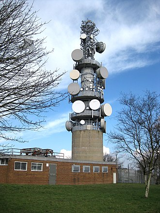 Tinshill - Tinshill BT Tower