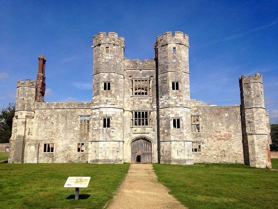 Titchfield Abbey 1