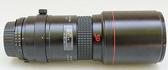 Tokina - 400mm telephoto