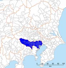 tokio karte Tokio – Wikipedia