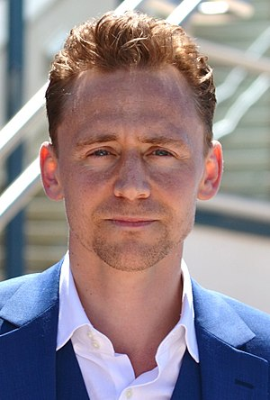 The Pirate Fairy - Image: Tom Hiddleston Cannes 2013