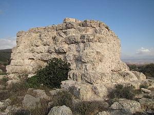 Siga - The mausoleum of Syphax