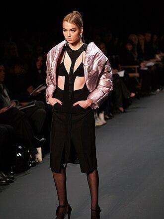 Toni Matičevski - Toni Maticevski runway presentation, NY Fashion Week (Fall 2007)