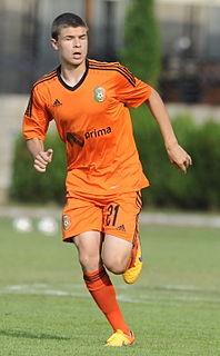 Tonislav Yordanov Bulgarian association football player