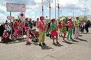 Tonnerres de Brest 2012 Fanfare A bout de souffle 006.jpg
