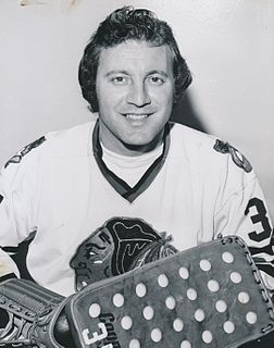 Tony Esposito American ice hockey goaltender