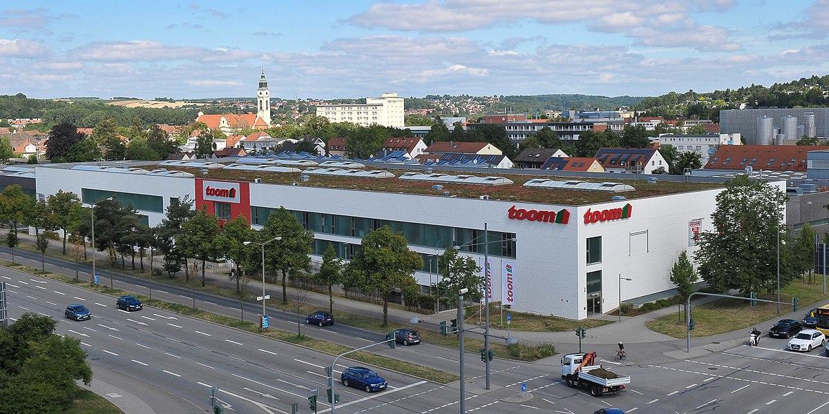Toom Baumarkt Regensburg