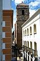 Torre del campanario de cinco esquinas.JPG