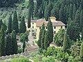 Torre del gallo, veduta, Villa Agape-Arrighetti.JPG