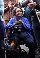 Torres Strait Islander Ellen Jose at the Commemoration for Tunnerminnerwait and Maulboyheenner 2012 (6730352391).jpg